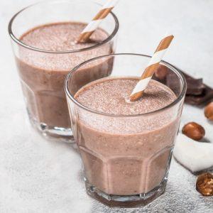 Batido de Chocolate y Avena