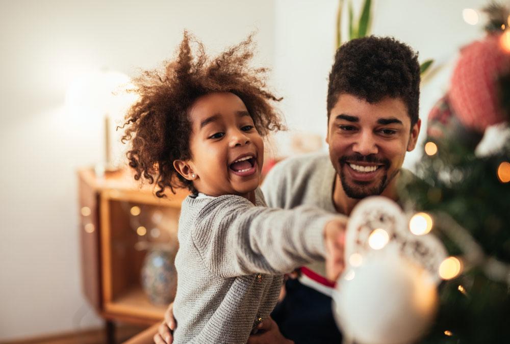 Navidad en familia, ¡6 ideas para divertirse juntos!